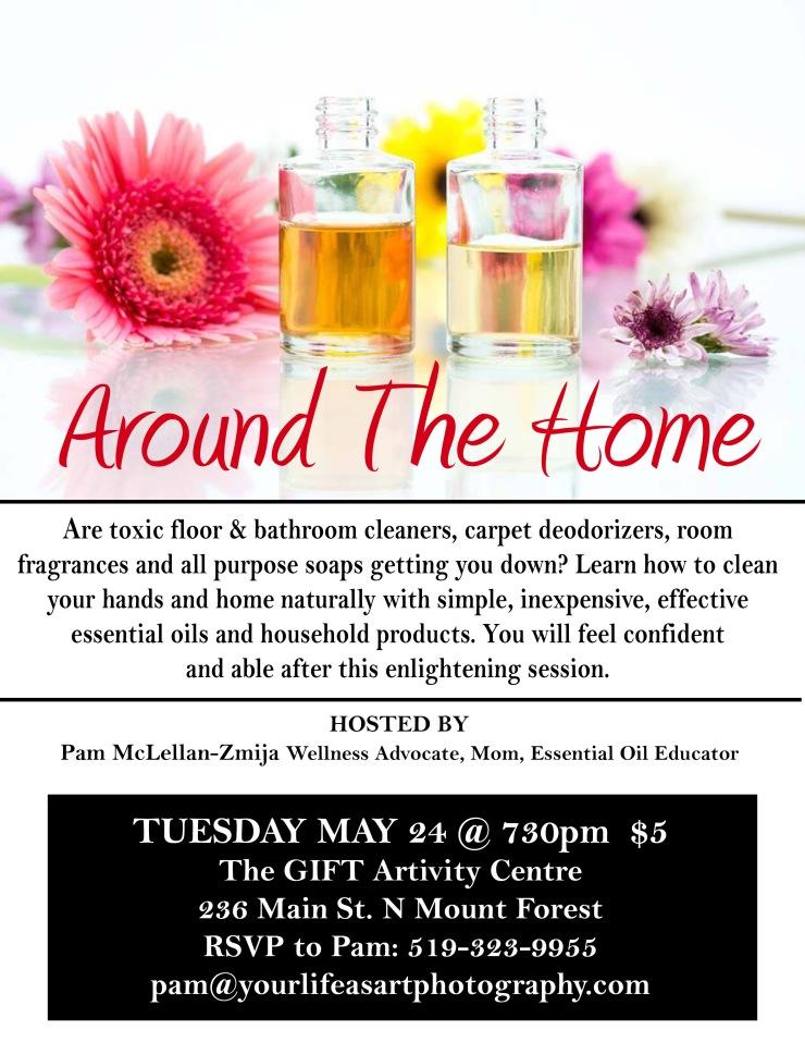 CLASS INVITATION -  Around The Home.jpg