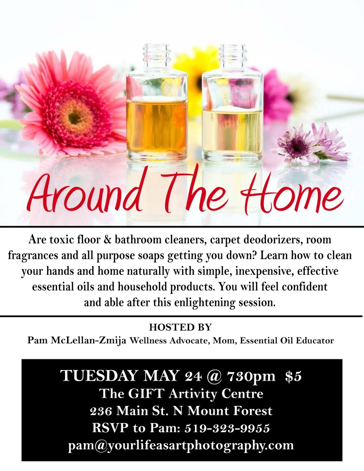 CLASS INVITATION -  Around The Home.jpg