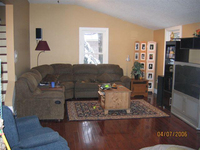 2006-04-07 Living room complete & 17 Weeks 001