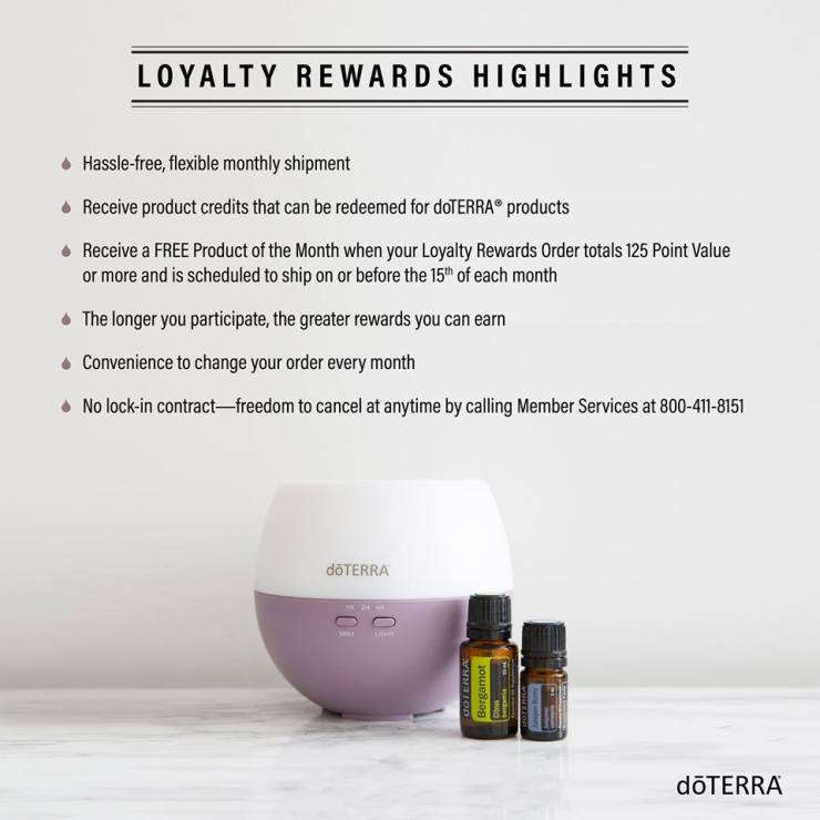 Loyalty Rewards Highlights