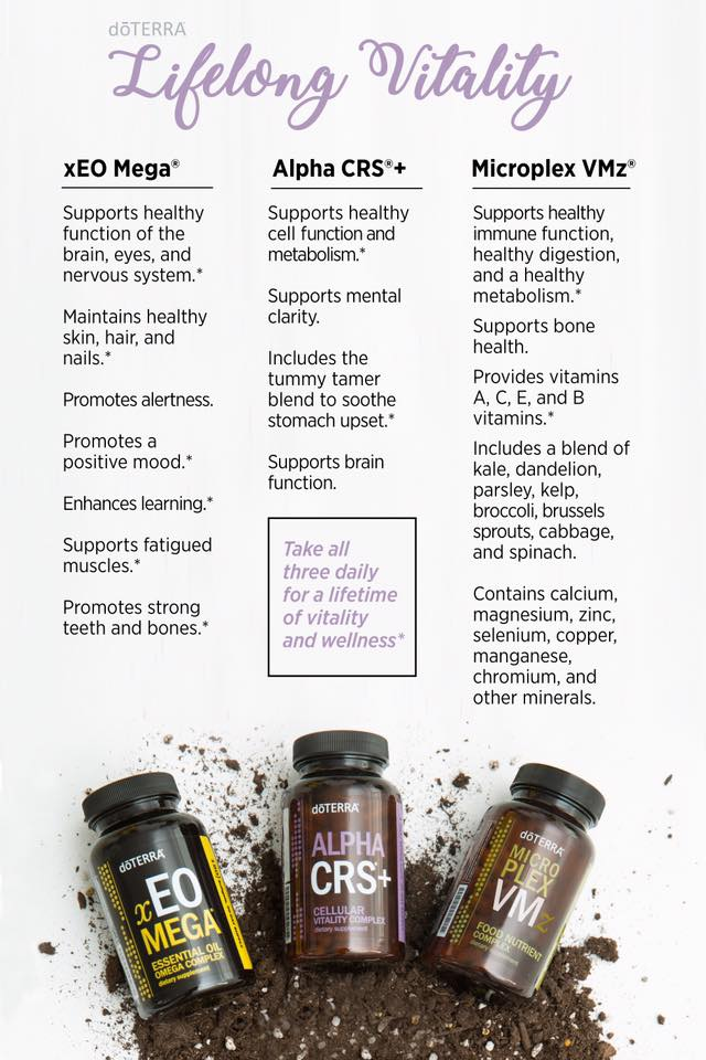 Life Long Vitality Supplements